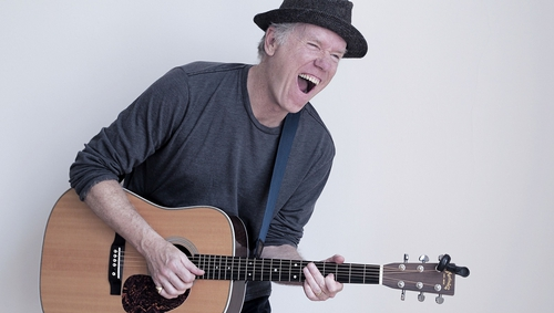 Loudon Wainwright III on Trump: 'We all thought he was just a figure of fun. But now we're close to the election on Tuesday, I'm nervous.'