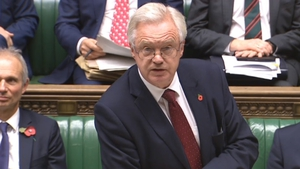 David Davis accused opposition parties of seeking to 'wreck' Brexit negotiations