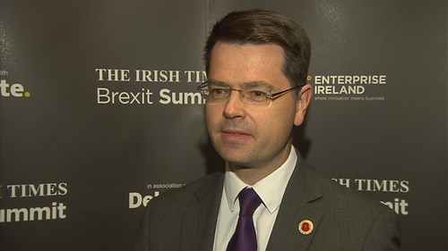 Northern Secretary James Brokenshire