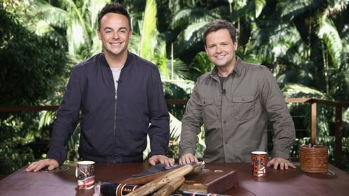 I'm a Celebrity . . . hosts Ant and Dec
