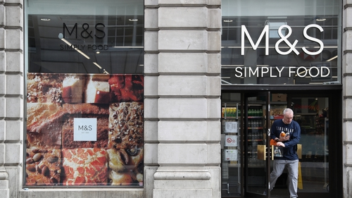 M&S shareshave been part of the FTSE 100 since it started in 1984