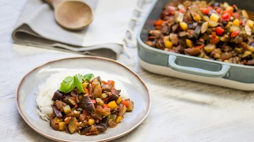 Quick and easy, this delicious, hearty Ratatouille is perfect for those long, cold days. It's ideal for both weaning babies as well as the whole family.