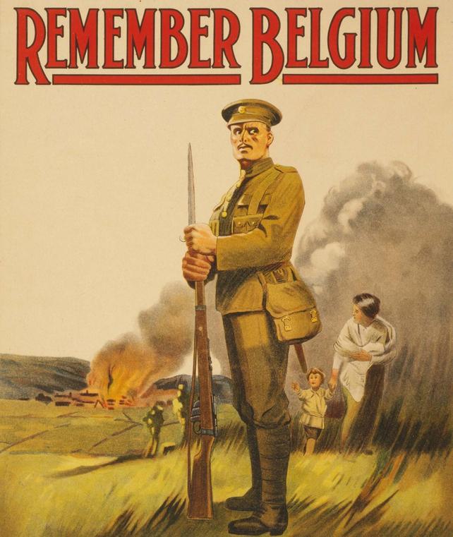 Remember Belgium