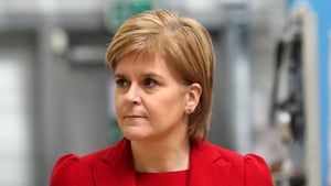 Nicola Sturgeon's move is expected to be backed by the parliament