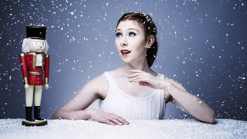 Kesi Olley- Dorey stars in the Ballet Ireland production of The Nutcracker.