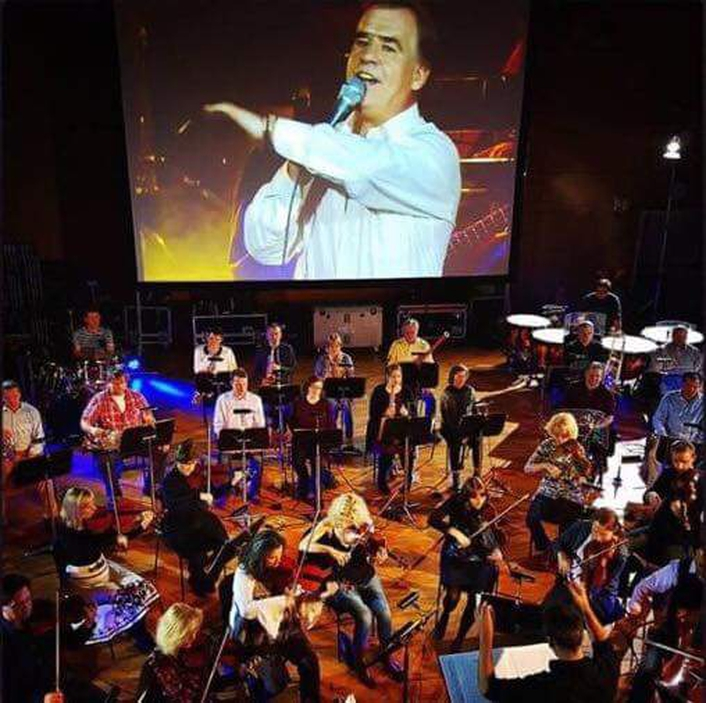 """Orchestrated, Vol I"", Joe Dolan and the RTÉ Concert Orchestra"