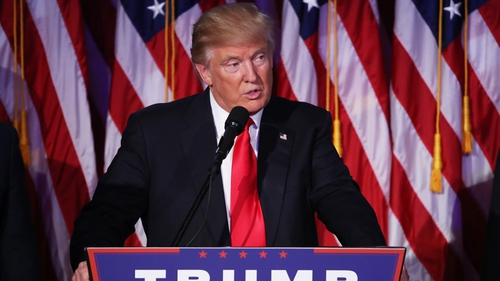 Donald Trump has said he intends to cut corporation tax in the United States
