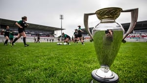 The Women's Rugby World Cup at the Kingspan Stadium