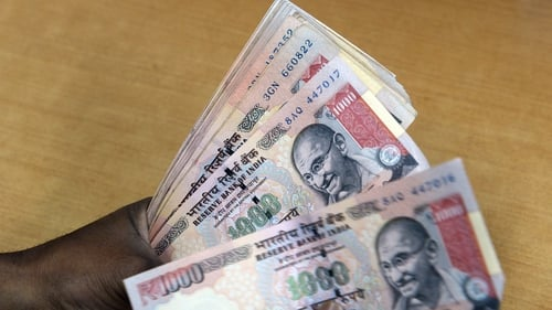India's gross domestic product grew 5.7% in the three months to the end of June