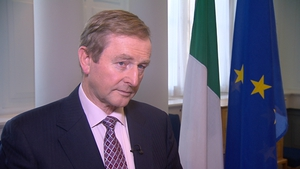 Enda Kenny said Ireland has worked over many years with different presidents in different administrations