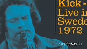 Tubby Hayes: master of sax and flute, recorded here in Sweden.