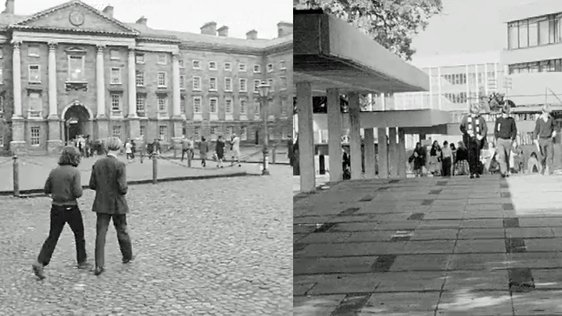 Trinity College and University College Dublin