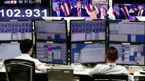 Japan's Nikkei dropped 4.5% as world trade war fears increase