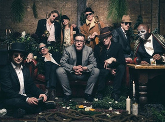 Alabama 3 in session