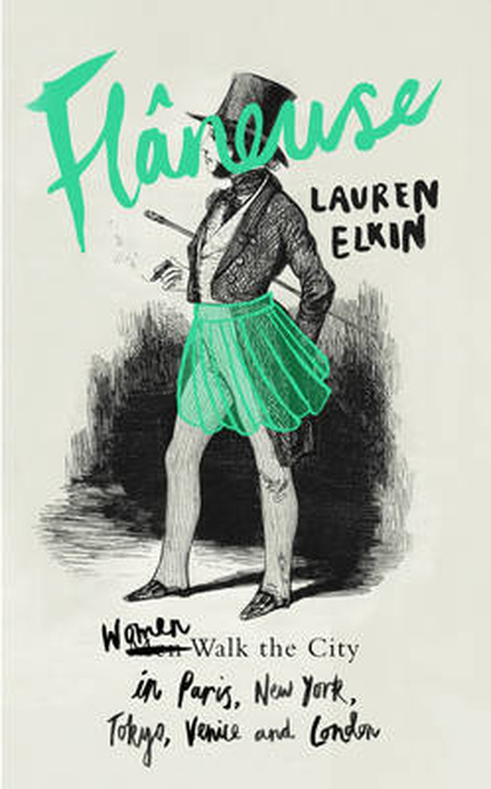 "Review:  ""Flaneuse"" by Lauren Elkin"