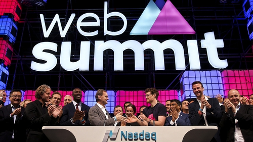 This year's Web Summit took place in Lisbon, Portugal