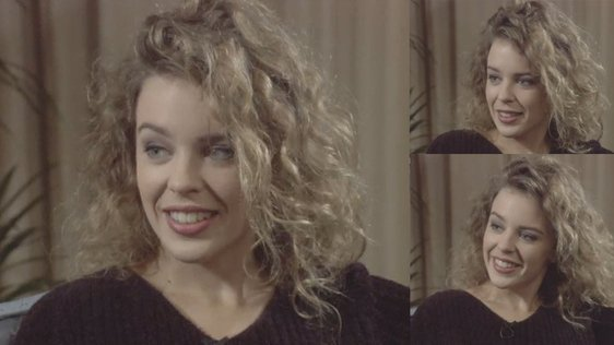 Kylie Minogue in Dublin (1991)