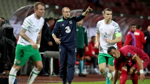 Martin O'Neill's side face Austria in Vienna