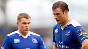 Garry Ringrose (l) and Robbie Henshaw are centre partners at Leinster