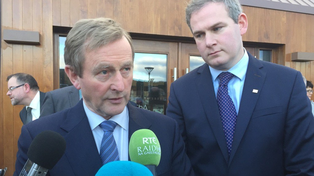 Enda Kenny comments on Alan Shatter's court victory