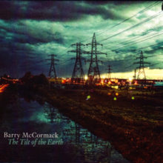 Barry McCormack in session