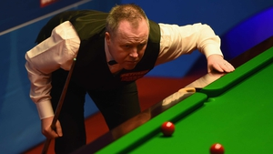 John Higgins was in fine form in Glasgow