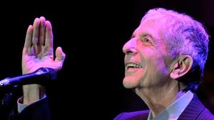 Leonard Cohen Photo: EPA