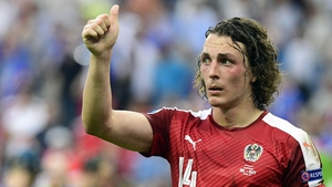 Julian Baumgartlinger: 'The Euros are in the past, they are not important any more.'