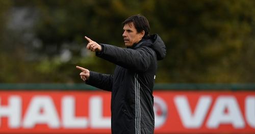 Chris Coleman had been linked with a return to his hometown club