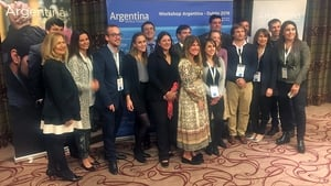 The Argentina Tourism Board visited Dublin this week to promote growth of travel between Ireland and the South American nation in 2017.
