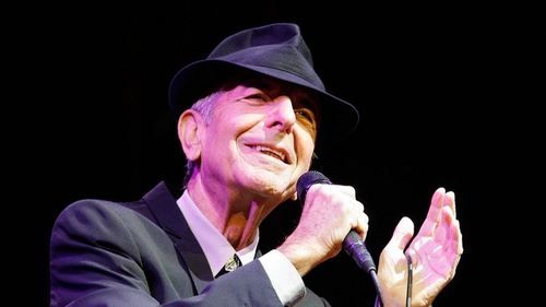 Leonard Cohen's son has paid an emotional tribute to his father on Facebook