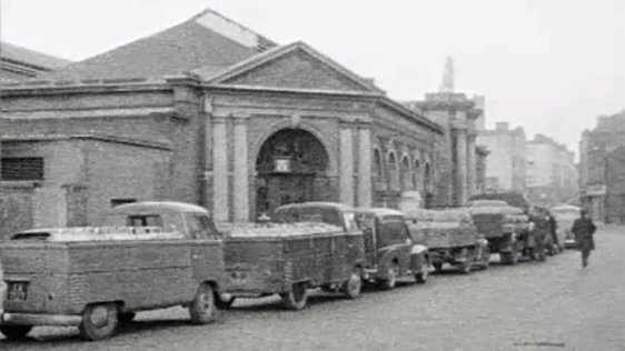 Dublin Fruit and Vegetable Market (1962)