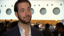 Web Summit: Alexis Ohanian - founder of Reddit