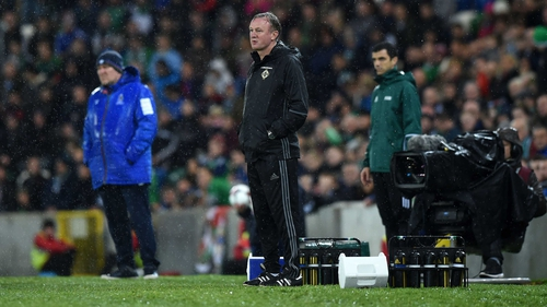 Michael O'Neill has turned Windsor Park into a fortress during his reign as Northern Ireland manager