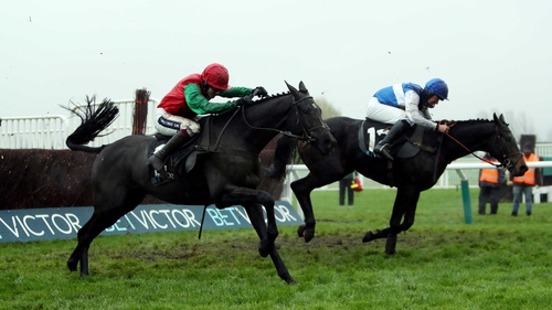 Taquin Du Seuil, who shows plenty of knee action, benefited from the overnight rain at Cheltenham