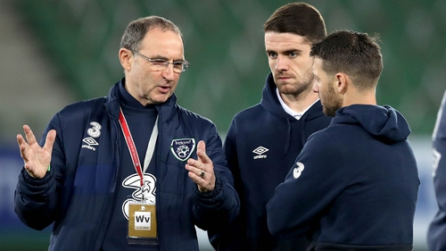 Martin O'Neill will stay in charge for the Euro 2020 campaign