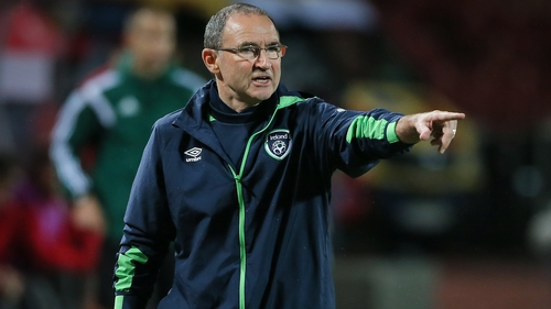 O'Neill's contract extension will see him remain in charge for the 2020 European Championships qualification campaign