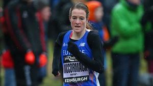 Irish Olympian Fionnuala McCormack
