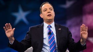 White House Chief of Staff Reince Priebus referred to reports on crowd sizes at the inauguration as