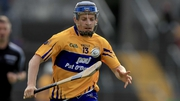 Podge Collins will join over 30 GAA players from Clare and sleep out in Limerick
