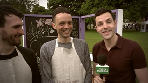 In episode four of The Taste of Success, Dáithí Ó Sé heads to the Peoples Park in Dublin's Dun Laoghaire, with chef Domini Kemp, to check our their top five competitors including Snapchat star James Kavanagh!