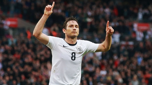 Frank Lampard: 'I leave with many great memories as I embark on the next stage of my career.'
