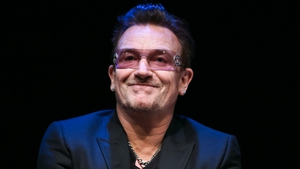 "Bono - ""Edge wasn't fibbing when he said we had to stop and take account of what was going on in the world."""