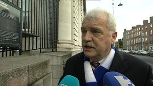 Minister of State Finian McGrath