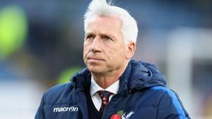 Alan Pardew has returned to Premier League management