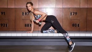 Vogue Williams is one of Ireland's top models and presenters.
