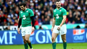 Payne and Henshaw have become Ireland's first-choice midfield partnership