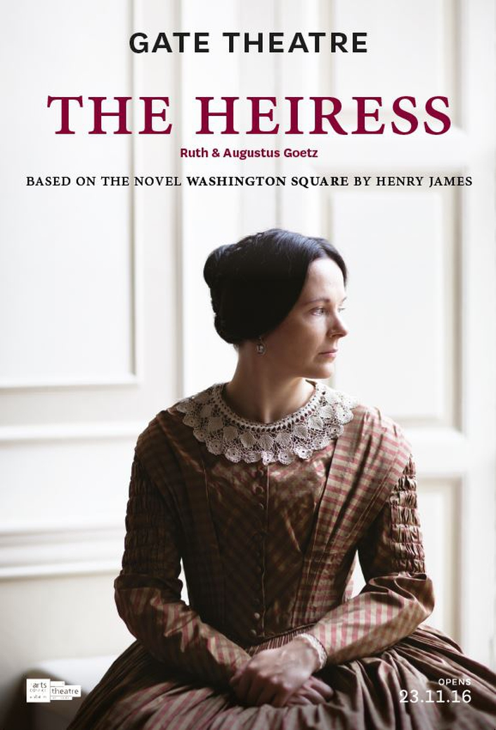 "David Grindley directs ""The Heiress"" at the Gate Theatre"