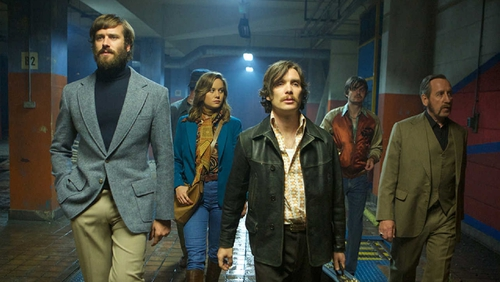 Cillian Murphy and Brie Larson star in Free Fire, a highlight of this year's Audi Dublin International Film Festival programme