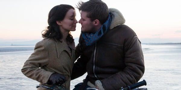 Rooney Mara and Jack Reynor in Jim Sheridan's The Secret Scripture